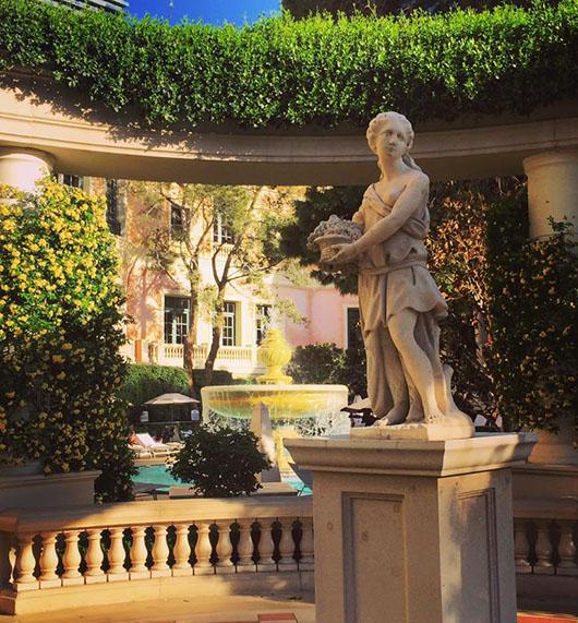 Bellagio Hotel Casino Piscine Las Vegas Nevada Strip