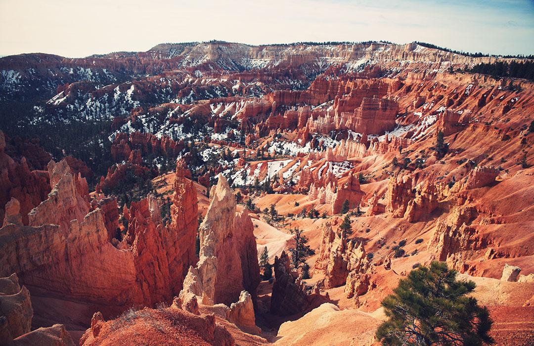 Bryce Canyon National park Utah road trip USA