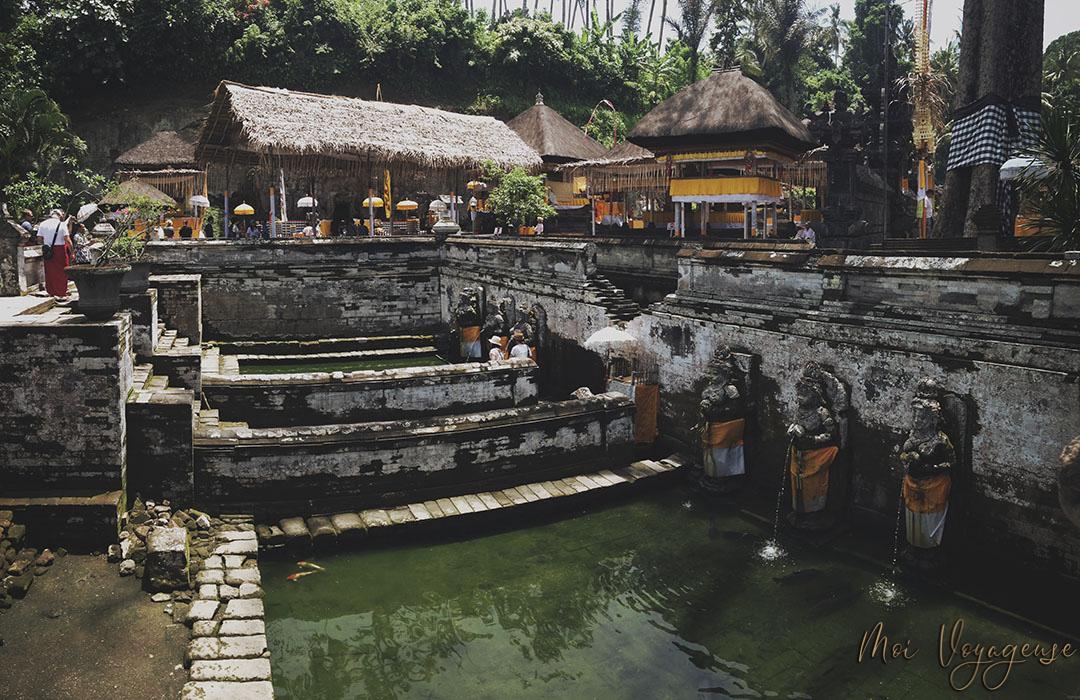 Goa Gajah temple bali indonésie
