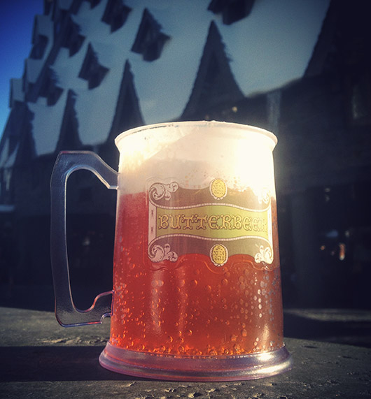 Mug Butterbeer Harry Potter Universal Studios Hollywood