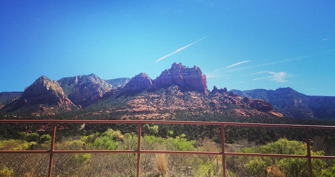 Sedona Arizona Road trip nature beautiful USA