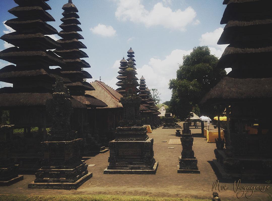 Taman Ayun temple bali indonésie