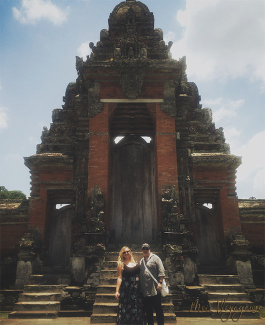 Taman Ayun temple bali indonésie moi voyageuse