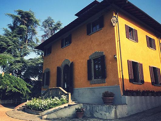 Villa poggio bartoli country resort toscane italie