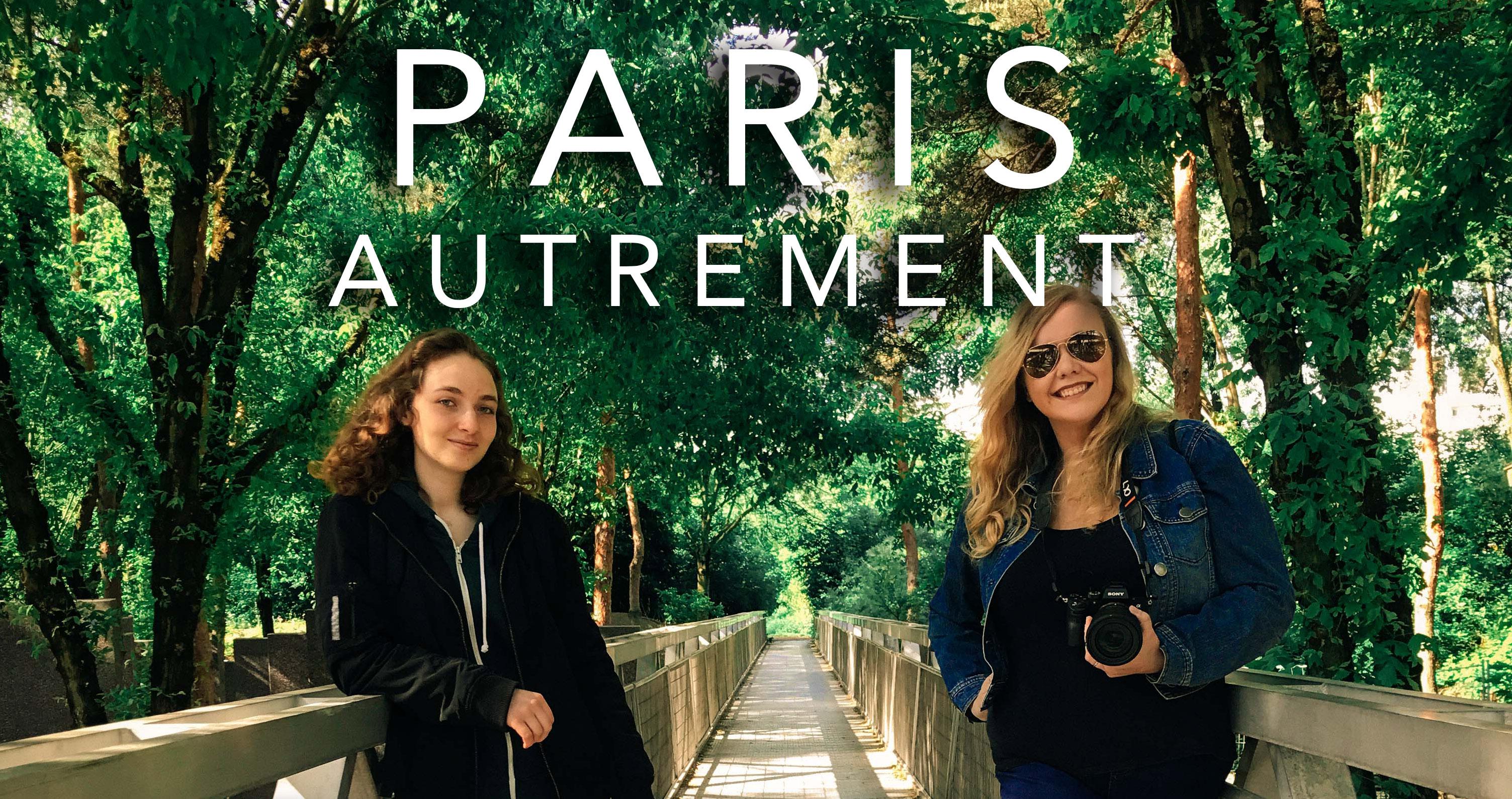 Vlog Paris sentier de grande randonnée insolite Le monde selon Victoria